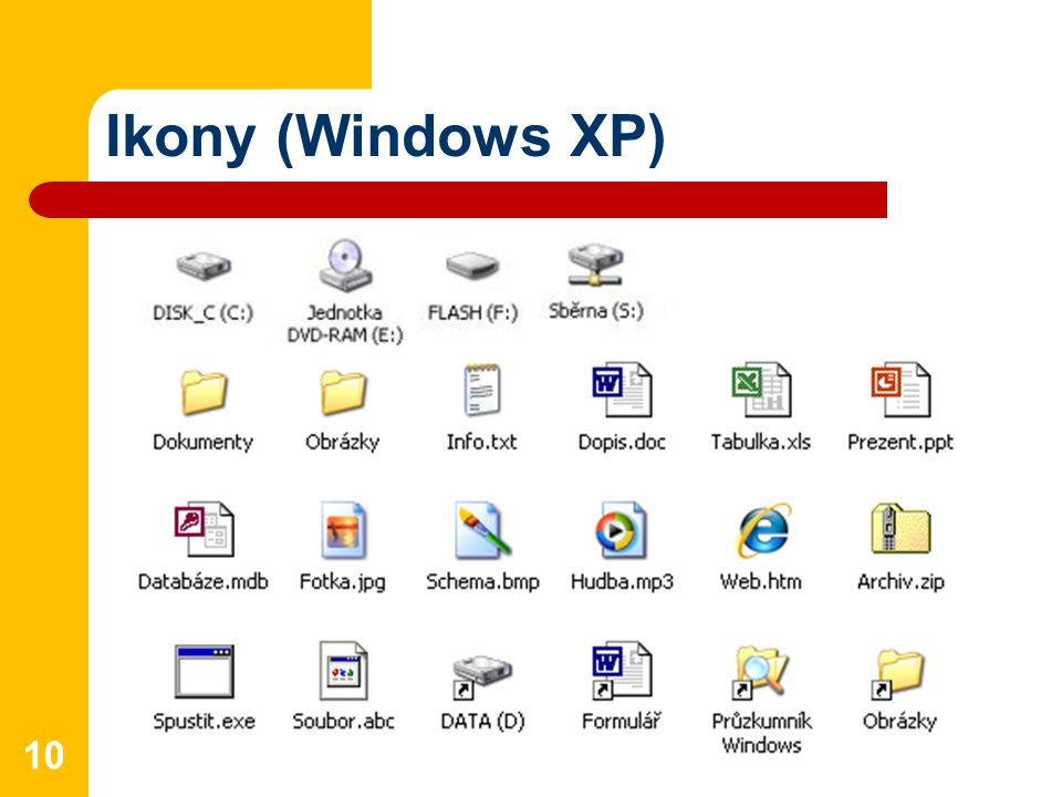 Ikony (Windows XP)