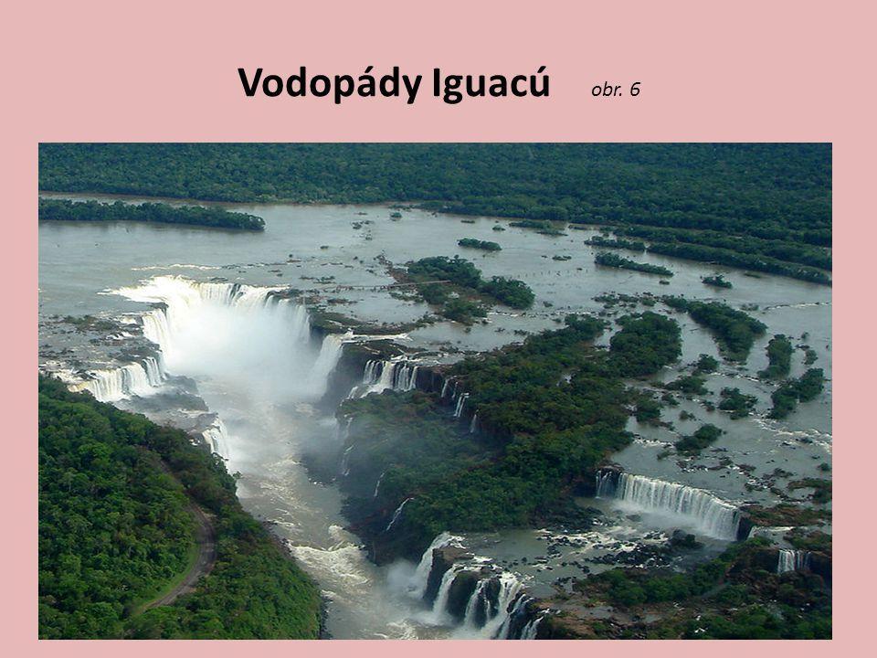 Vodopády Iguacú obr. 6