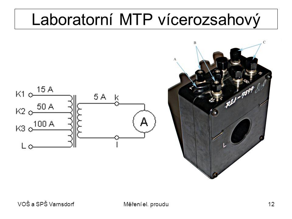 Laboratorní MTP vícerozsahový