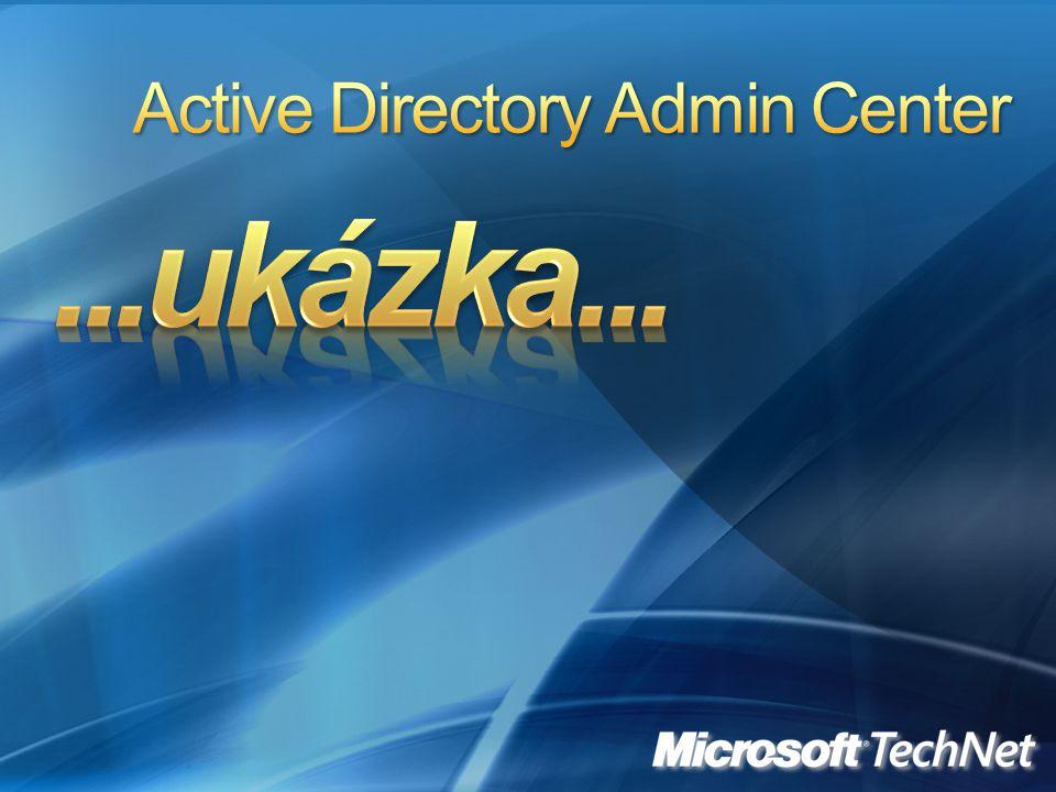 Active Directory Admin Center