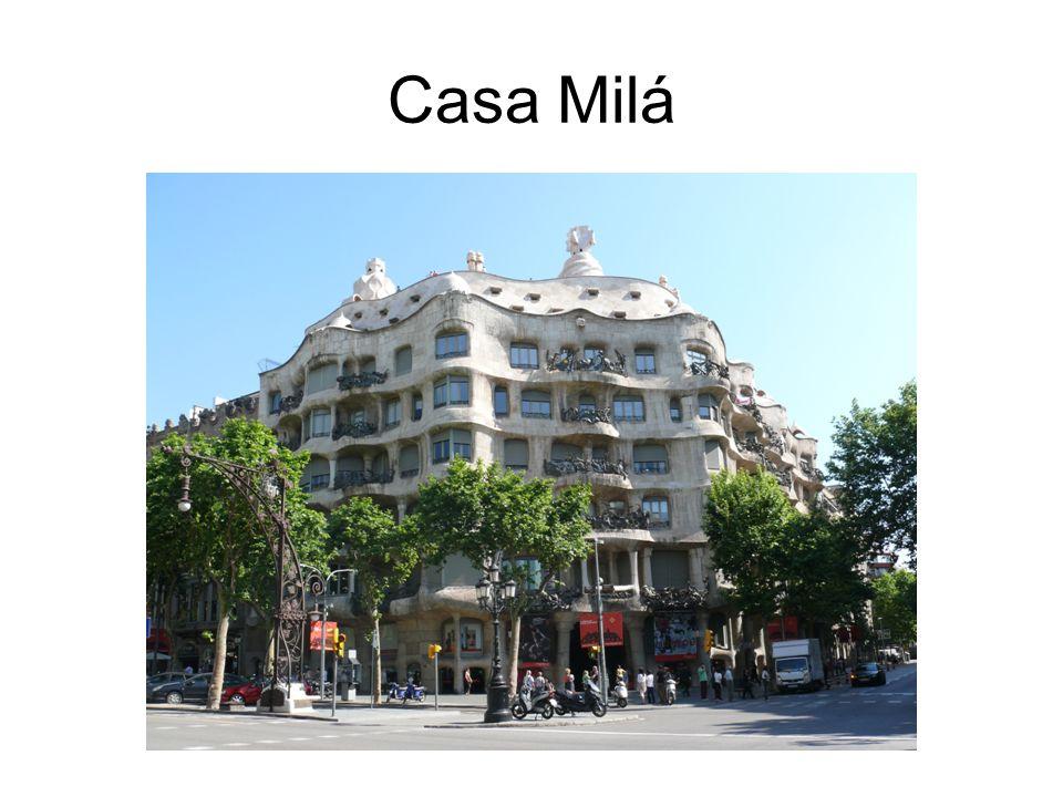 Casa Milá