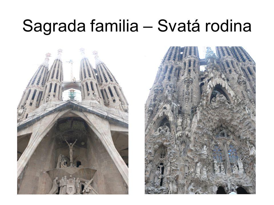 Sagrada familia – Svatá rodina