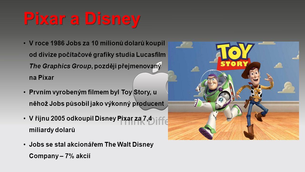 Pixar a Disney