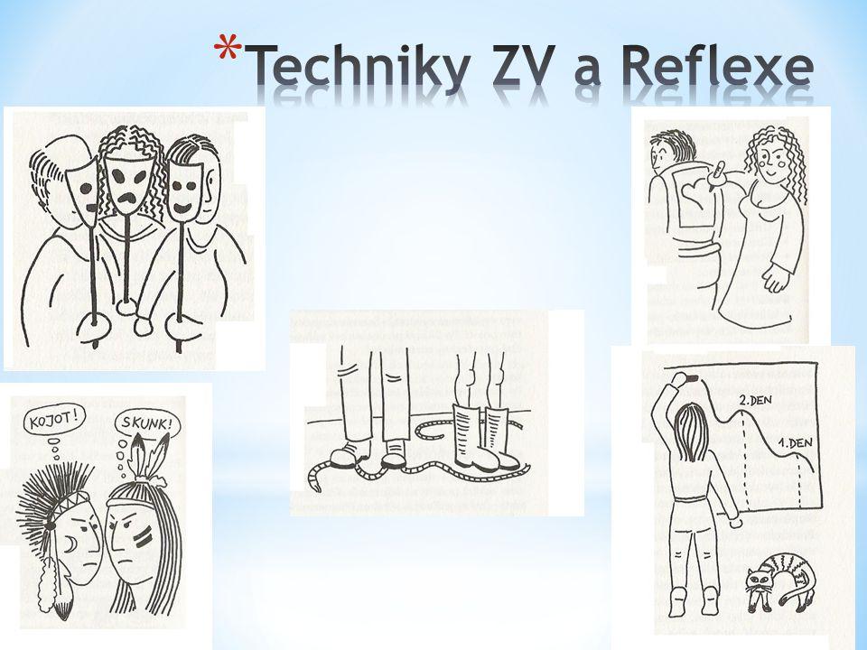 Techniky ZV a Reflexe