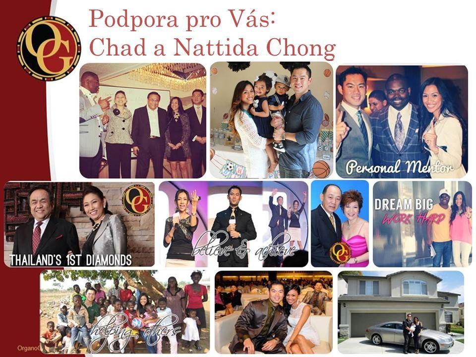 Podpora pro Vás: Chad a Nattida Chong