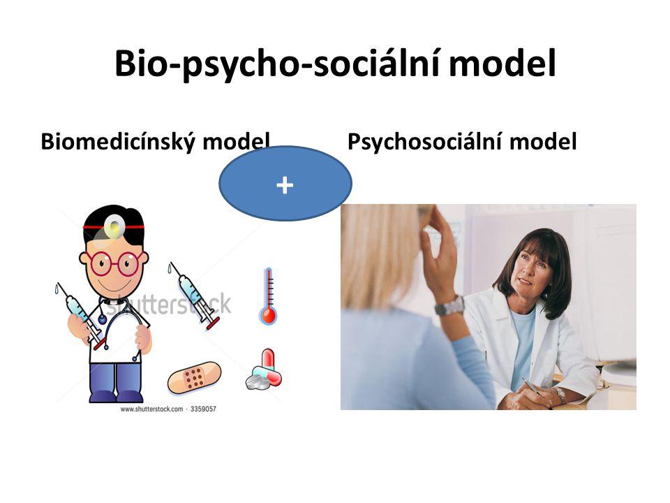 Bio-psycho-sociální model