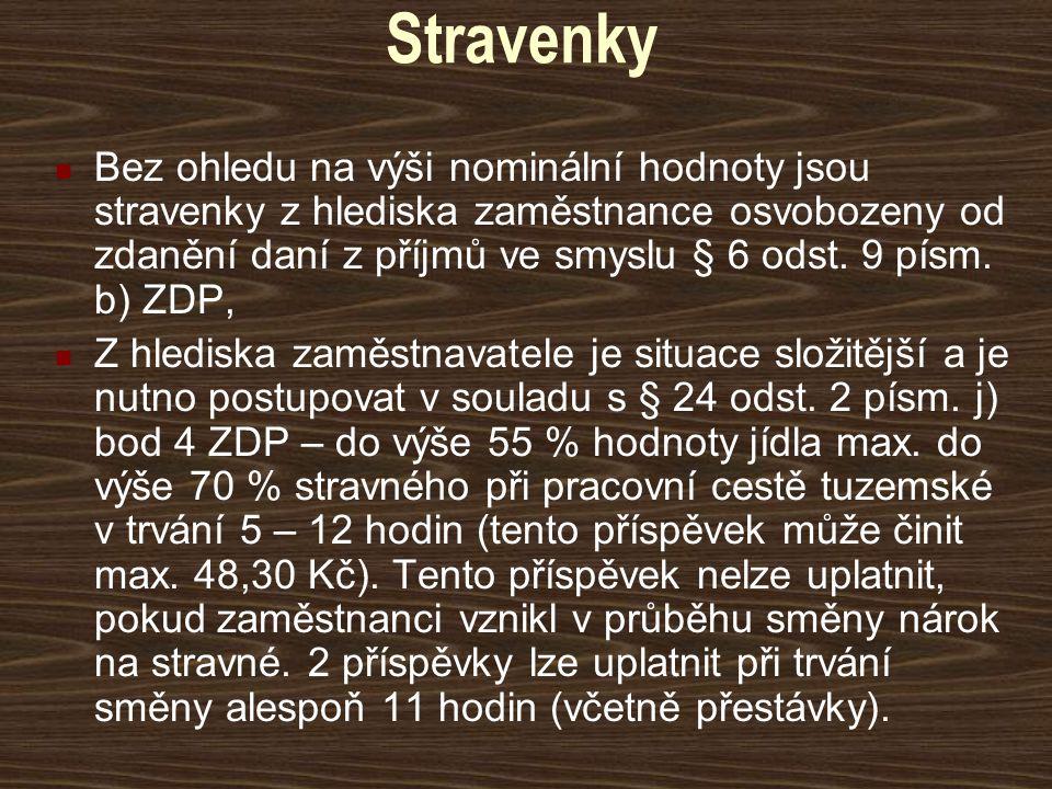 Stravenky