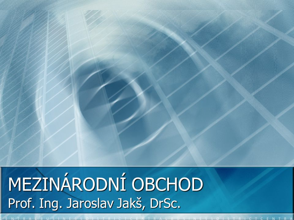 Prof. Ing. Jaroslav Jakš, DrSc.