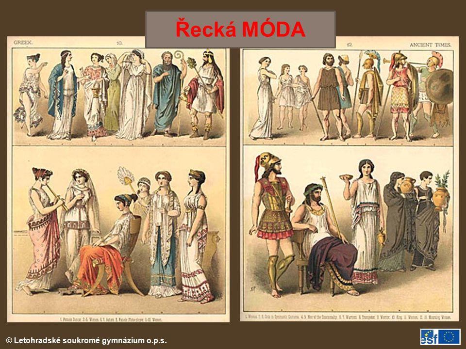 Řecká MÓDA