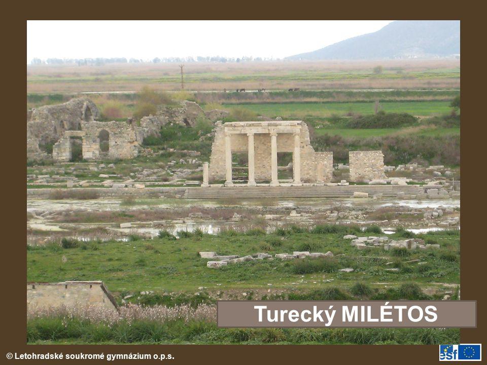 Milétos Turecký MILÉTOS