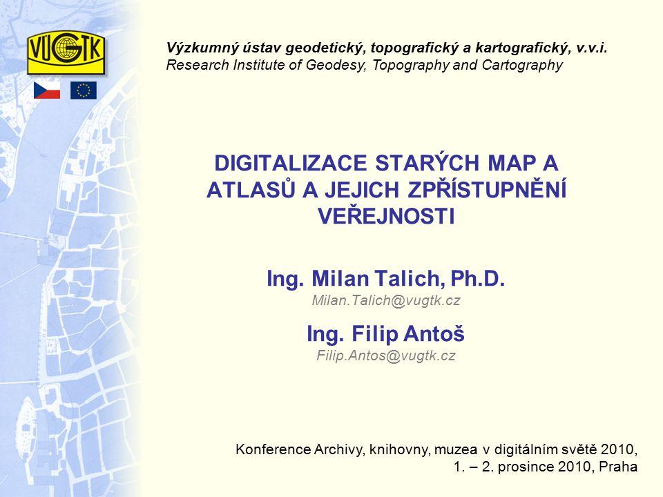 Výzkumný ústav geodetický, topografický a kartografický, v.v.i.