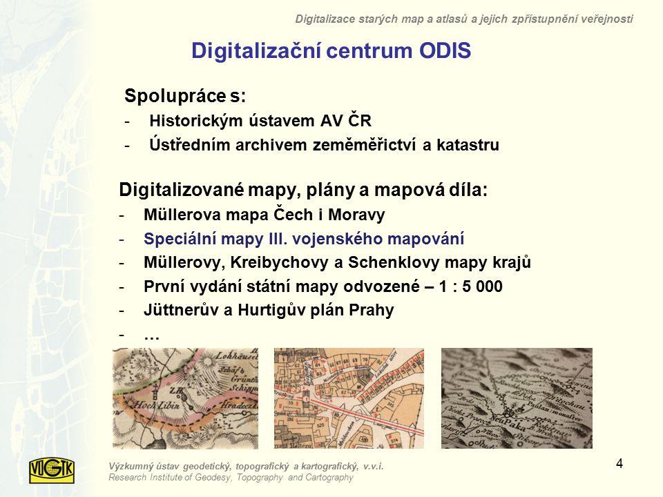 Digitalizační centrum ODIS