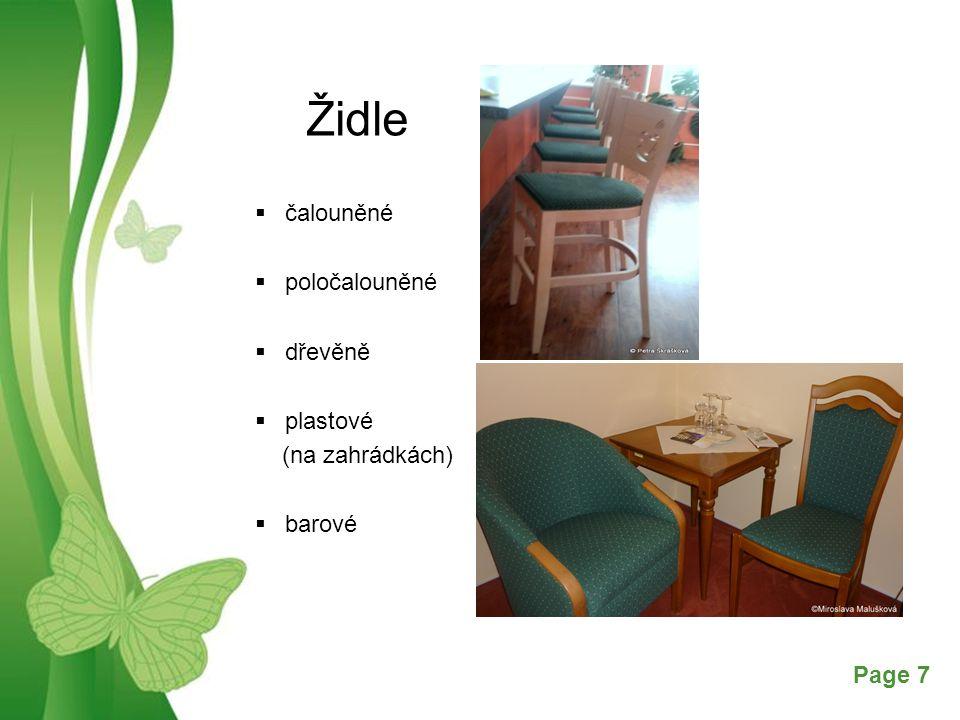 Židle čalouněné poločalouněné dřevěně plastové (na zahrádkách) barové