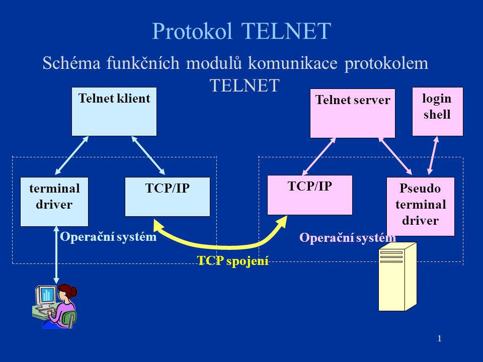 Pseudo terminal driver