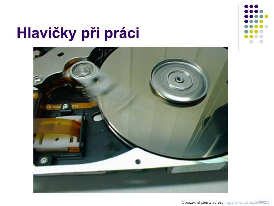 Hlavičky při práci Obrázek stažen z adresy http://www.cdr.cz/a/3002/3