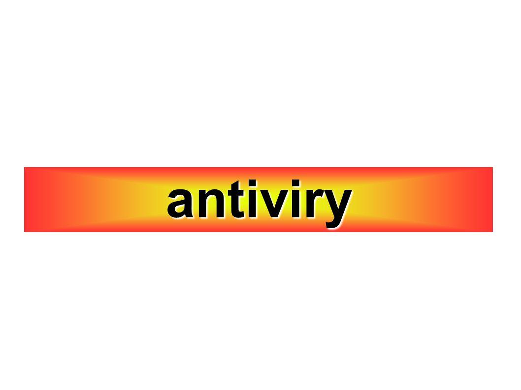 antiviry