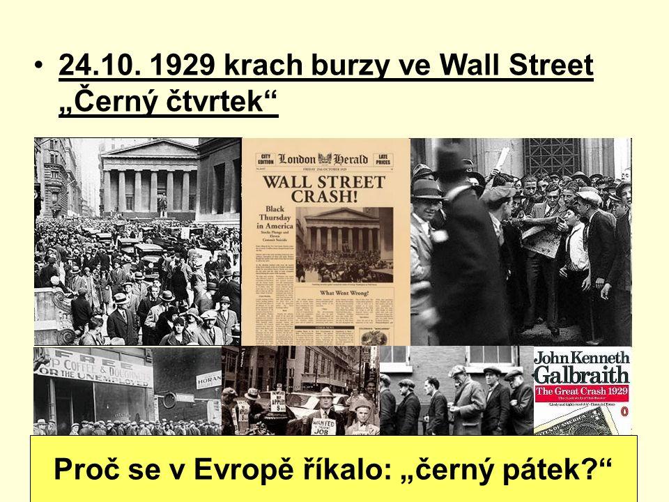 """Proč se v Evropě říkalo: """"černý pátek"""