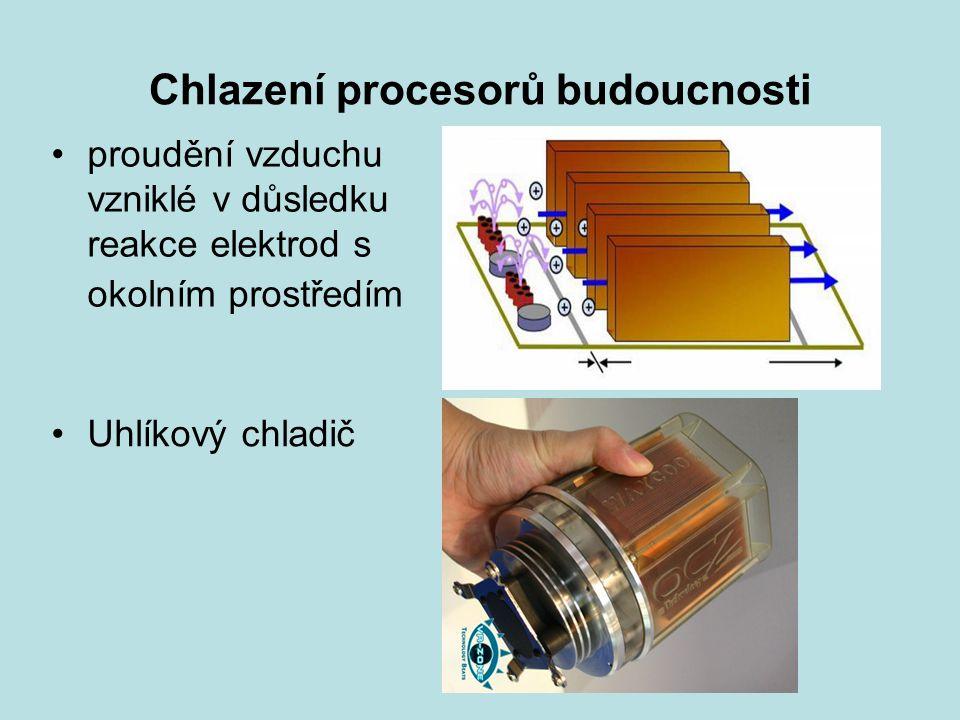 Chlazení procesorů budoucnosti
