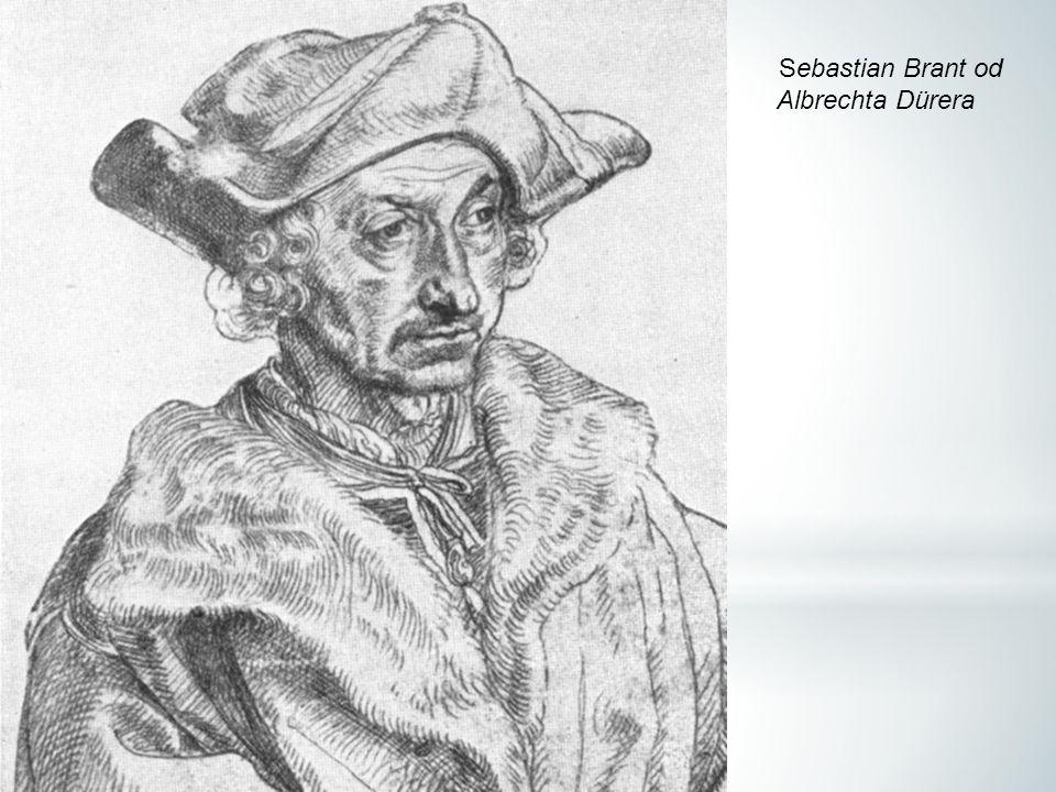 Sebastian Brant od Albrechta Dürera