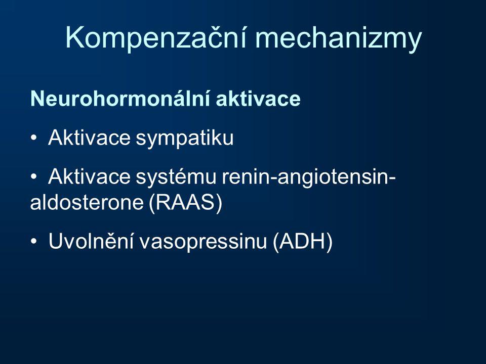 Kompenzační mechanizmy