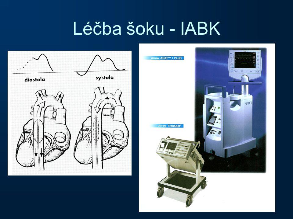 Léčba šoku - IABK
