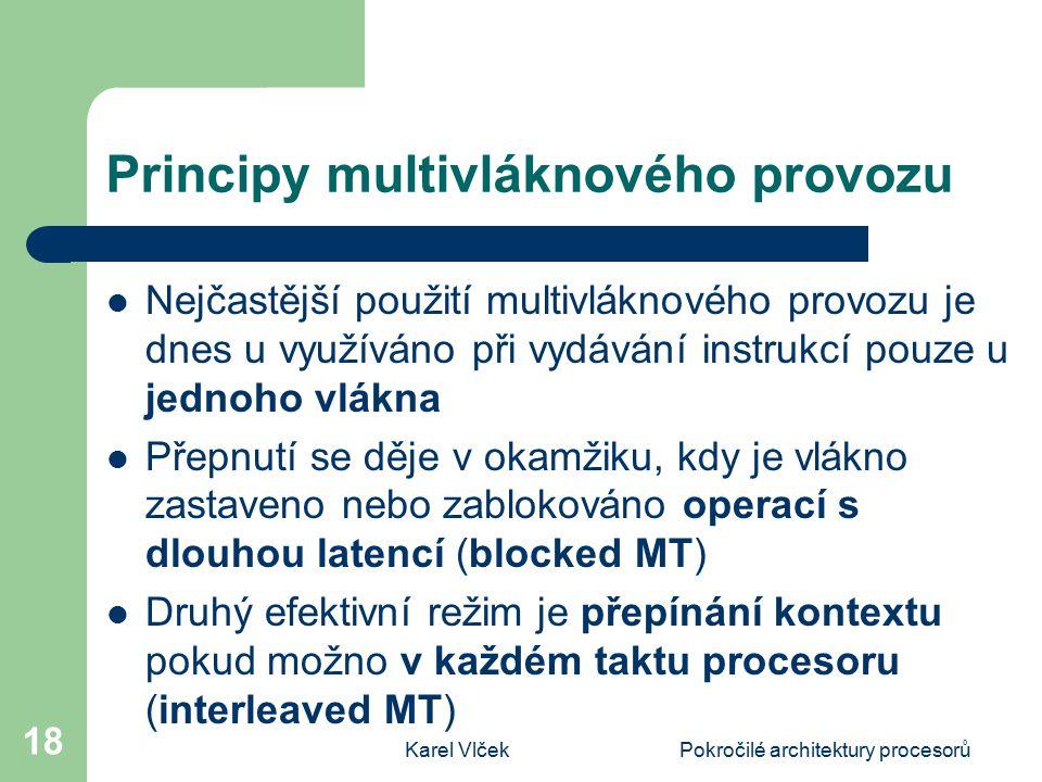 Principy multivláknového provozu