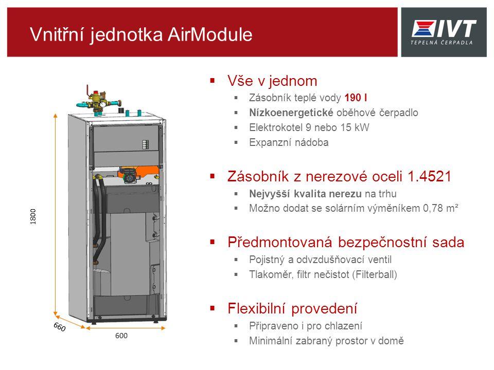 Vnitřní jednotka AirModule