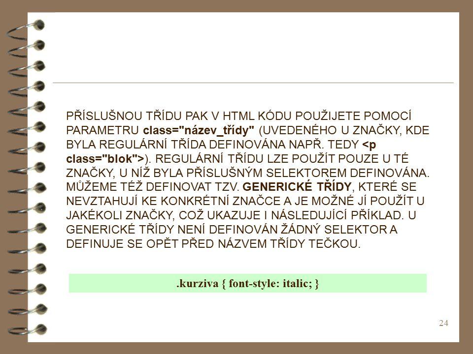 .kurziva { font-style: italic; }