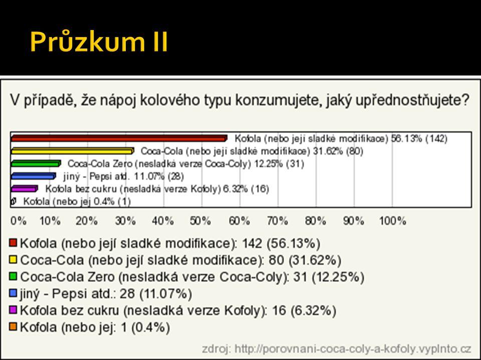Průzkum II