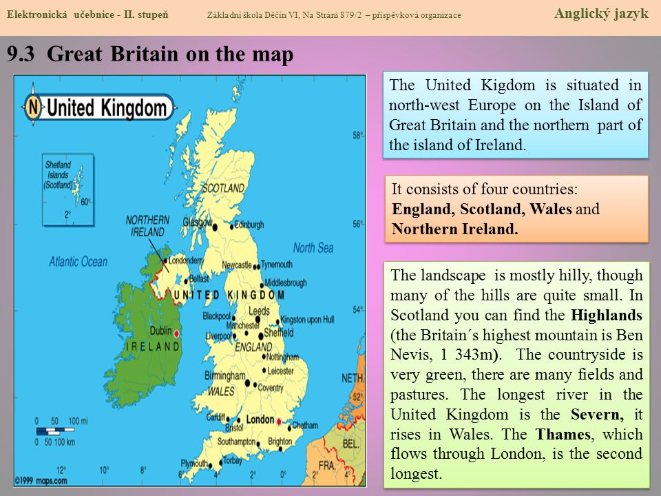 9.3 Great Britain on the map