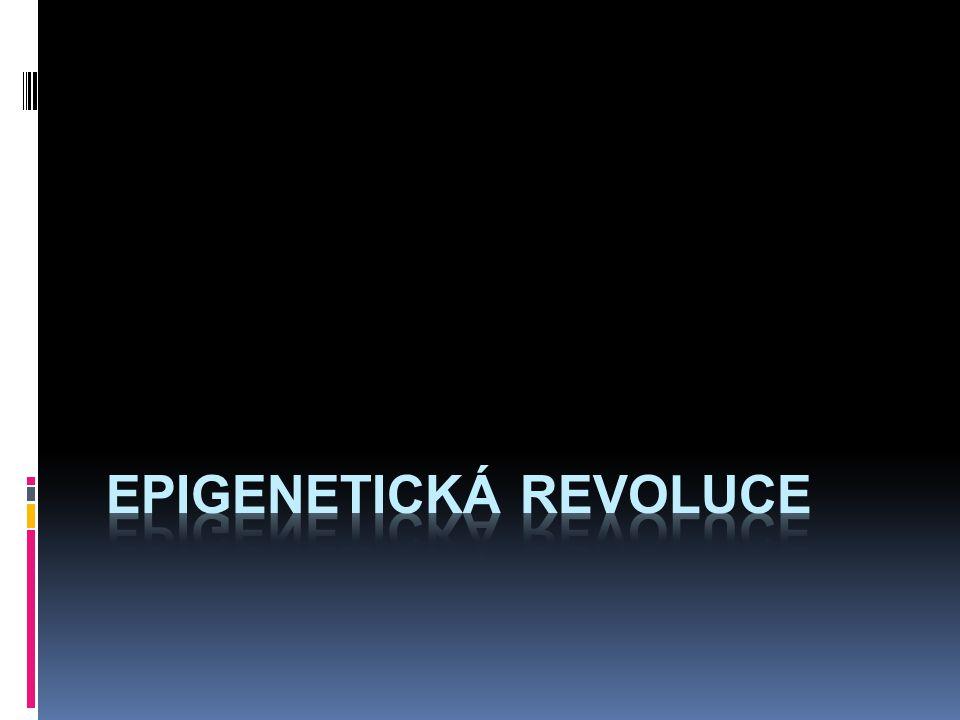 Epigenetická revoluce