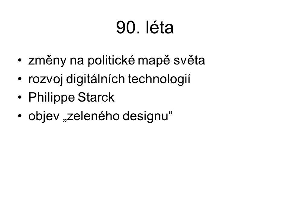 90. léta změny na politické mapě světa rozvoj digitálních technologií