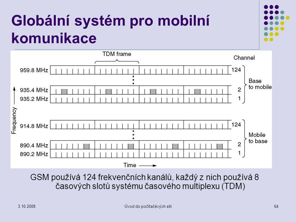 Globální systém pro mobilní komunikace