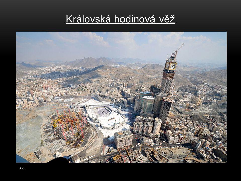 Královská hodinová věž