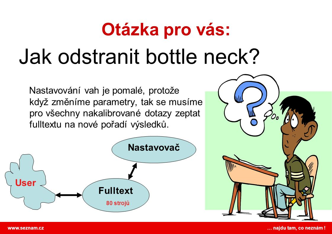 Jak odstranit bottle neck