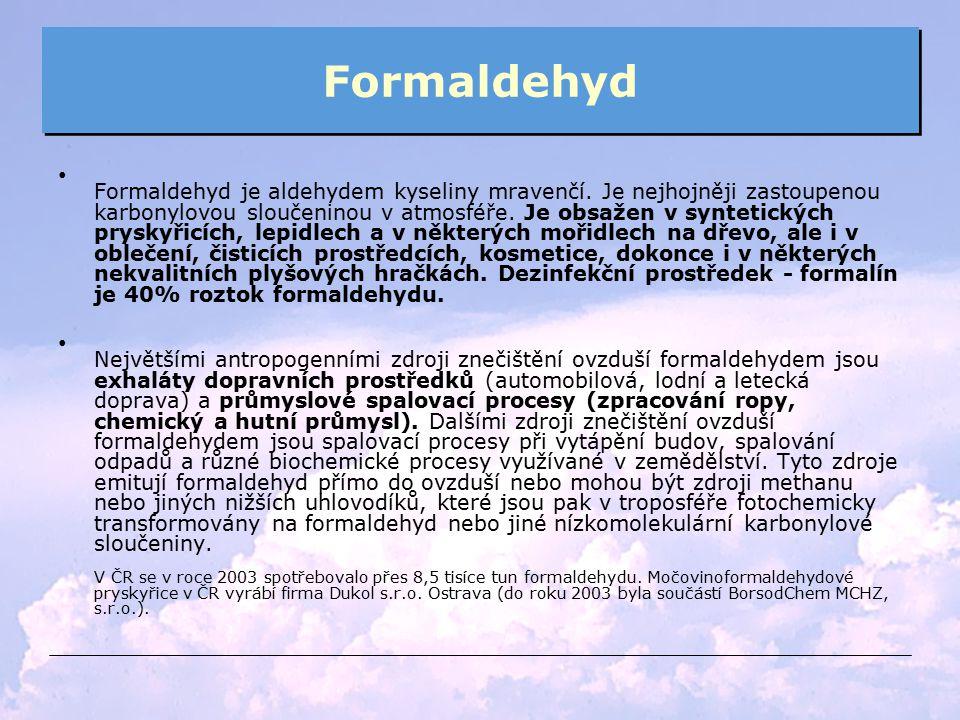 Formaldehyd