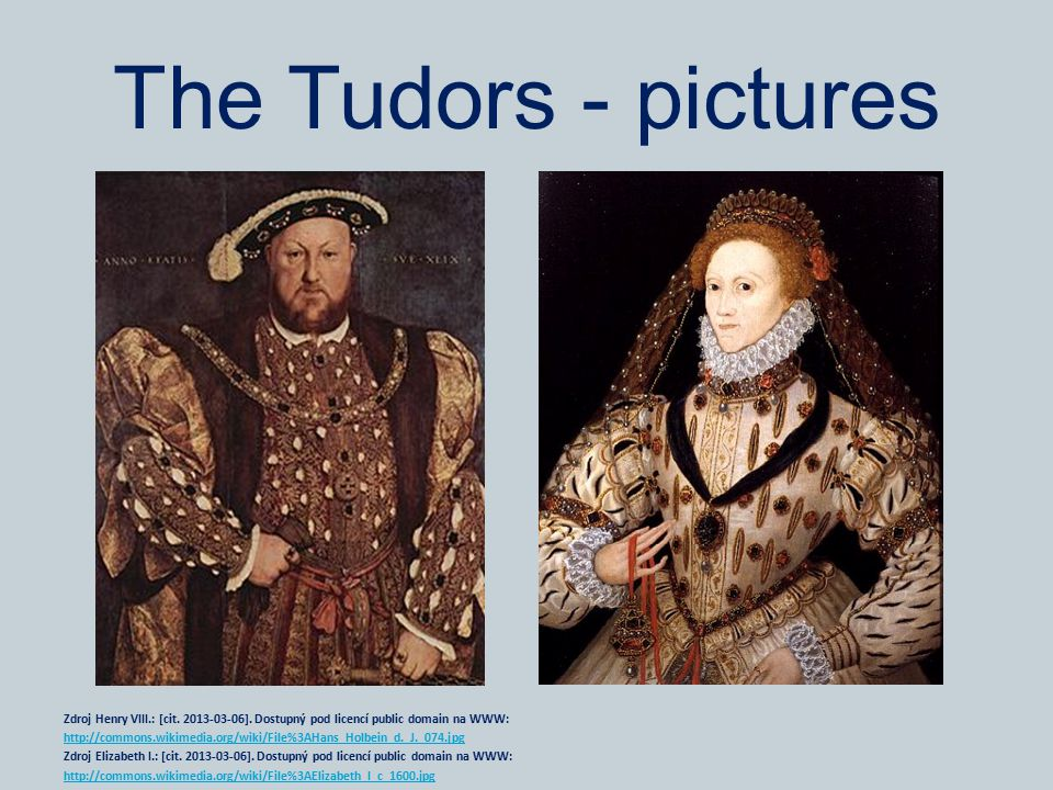 The Tudors - pictures