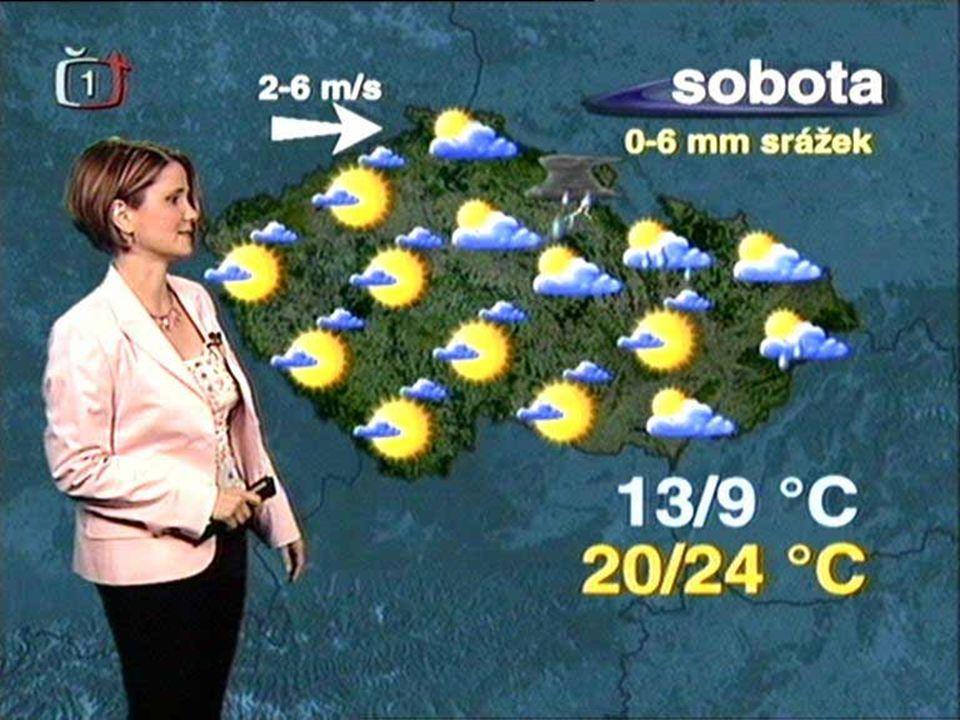 Meteorologické prvky: