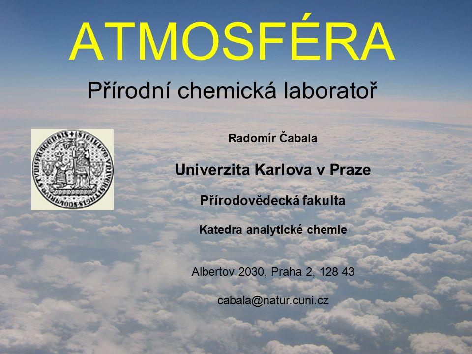Nové Hrady Přírodní chemická laboratoř