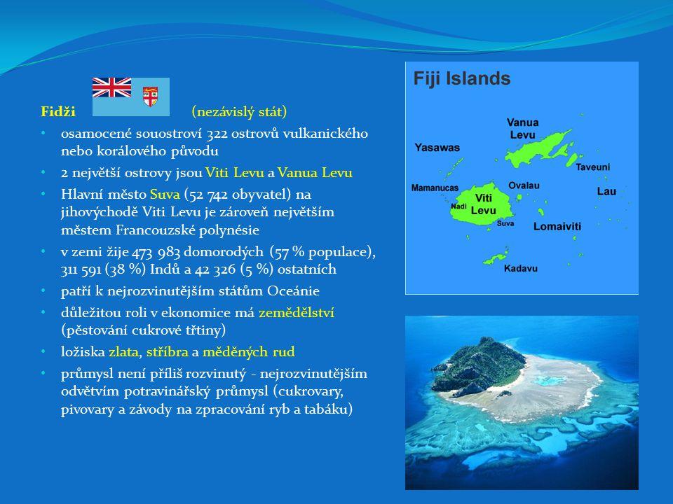 Fidži (nezávislý stát)