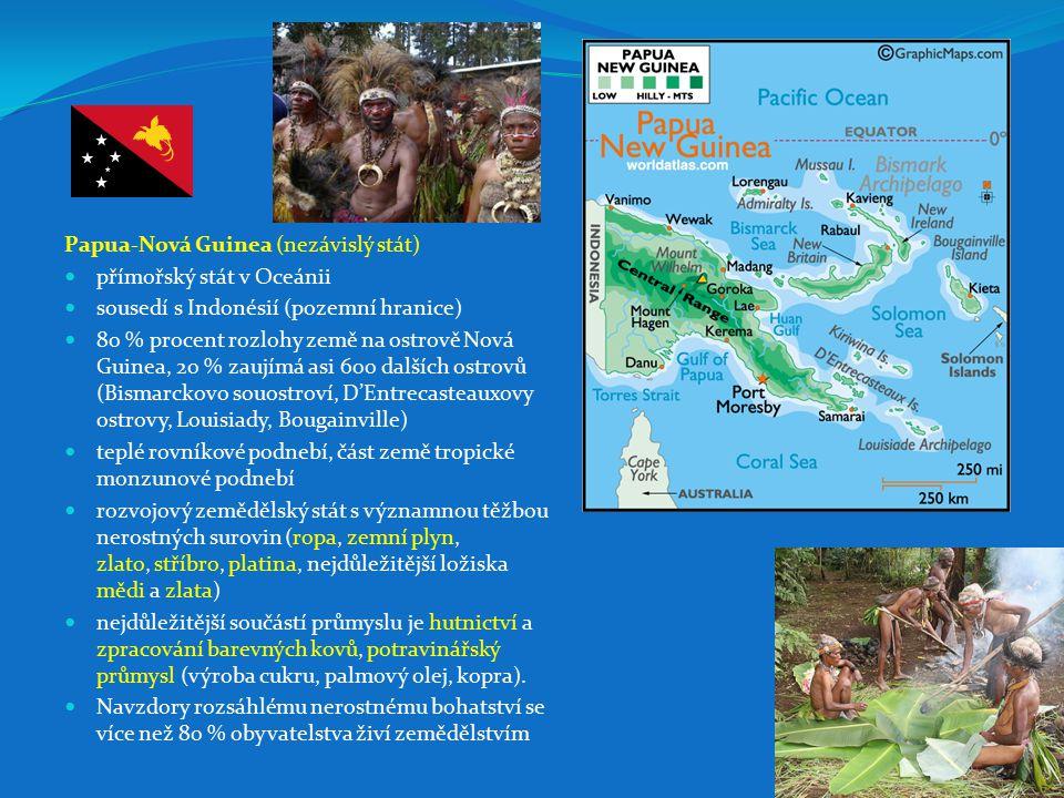 Papua-Nová Guinea (nezávislý stát)