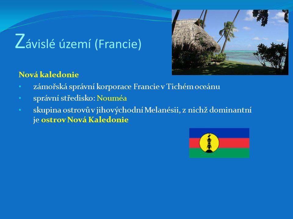 Závislé území (Francie)