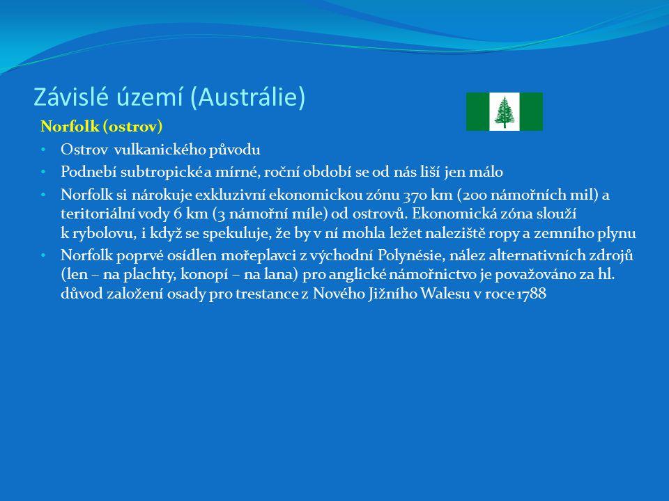 Závislé území (Austrálie)