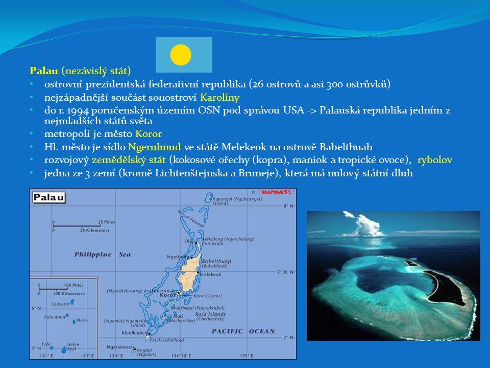 Palau (nezávislý stát)
