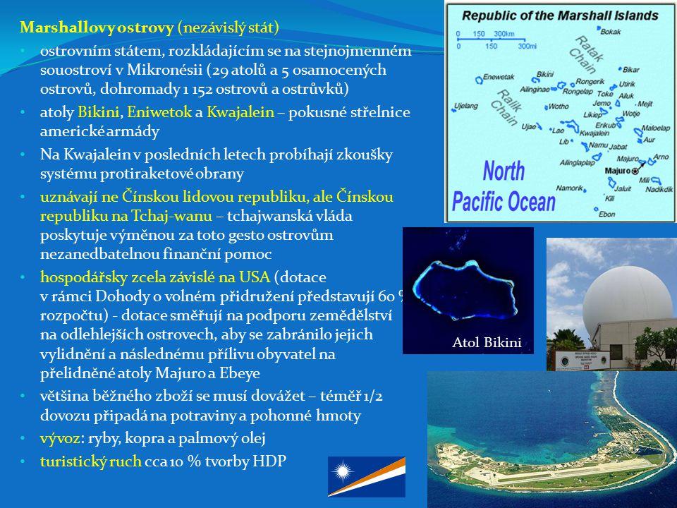 Marshallovy ostrovy (nezávislý stát)