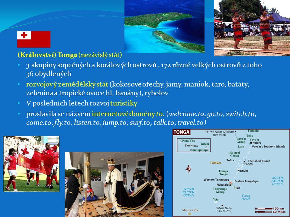 V posledních letech rozvoj turistiky