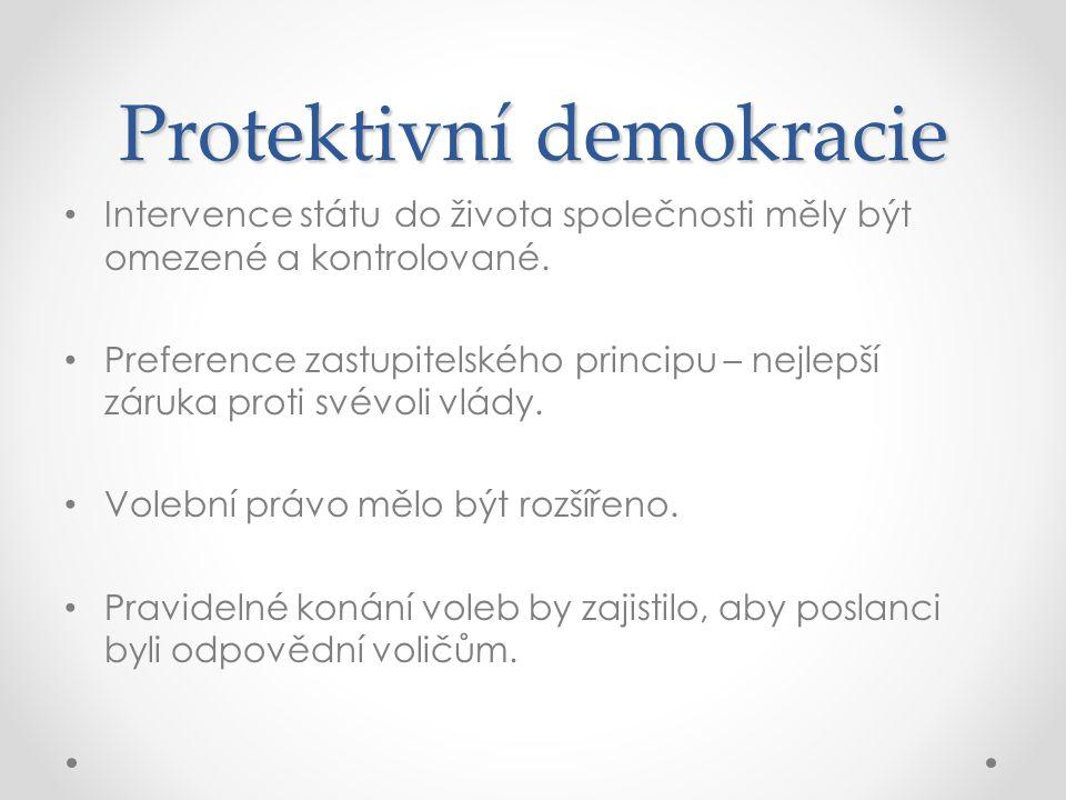 Protektivní demokracie