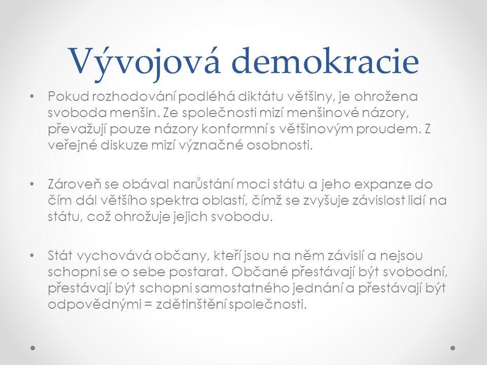 Vývojová demokracie