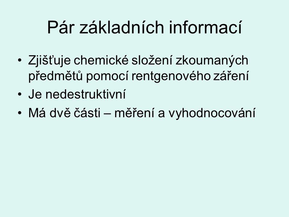 Pár základních informací