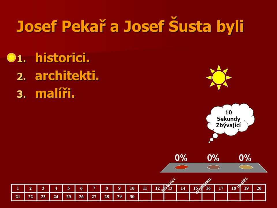 Josef Pekař a Josef Šusta byli